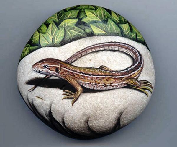 Мастер класс по рисункам на камнях - СтеллСервис