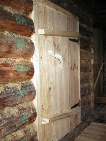 Как изготовить дверь в баню самому - Gksem.ru