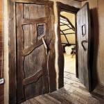 двери для бани-ручная работа