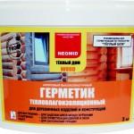 герметик по технологии теплый шов