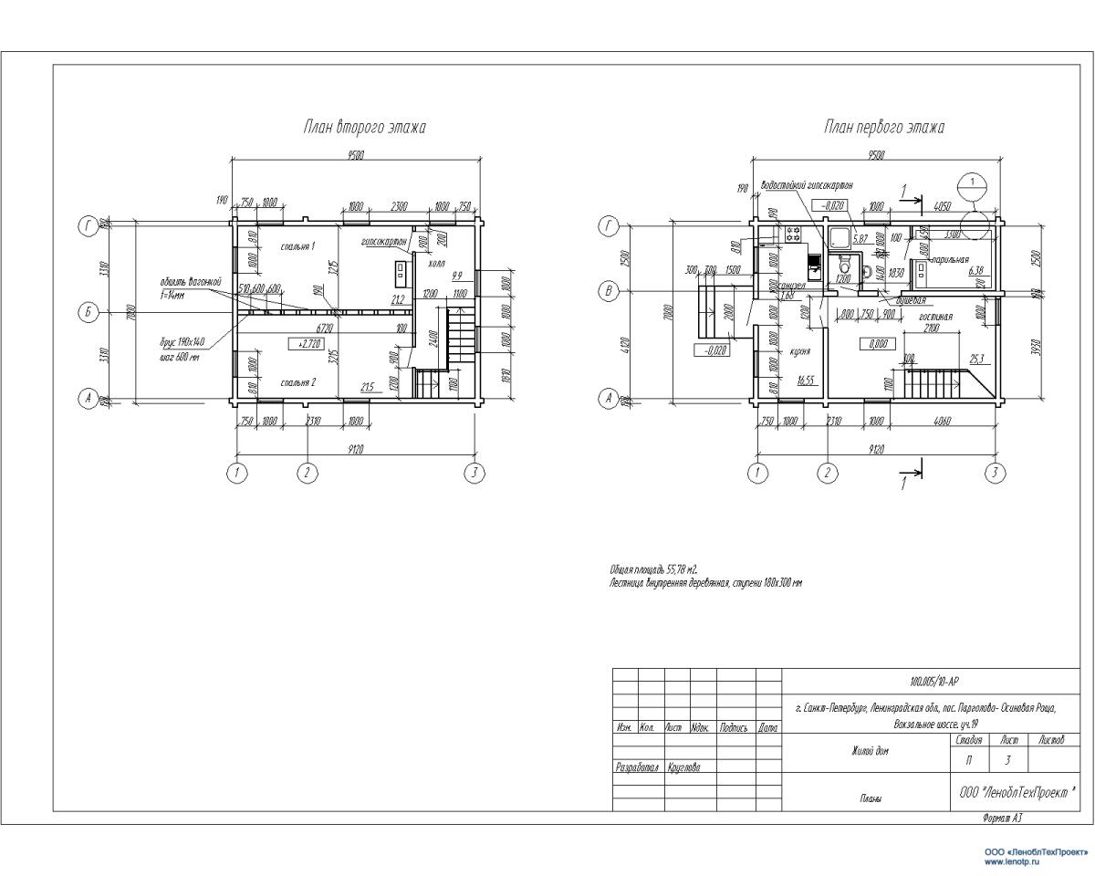 Проекты гостевых домов с баней 1