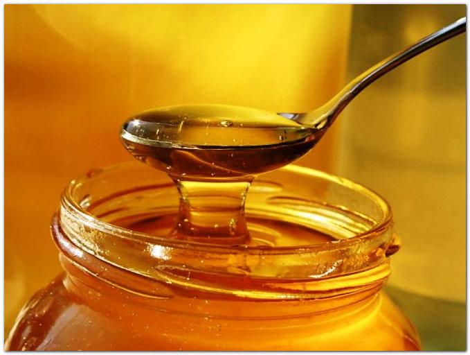 скраб для тела из меда