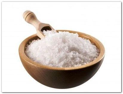 скраб для тела из соли