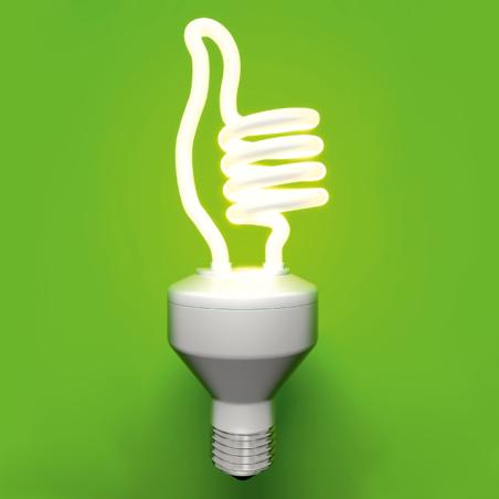 энергосберегающие лампы дневного света