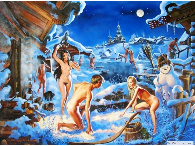 Вера Донская–Хилько Синее счастье, лунные ночи. 2009г